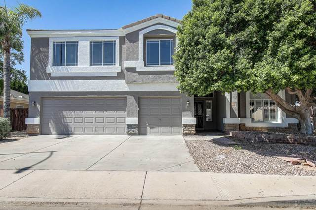 838 S Stilton, Mesa, AZ 85208 (MLS #6087112) :: My Home Group