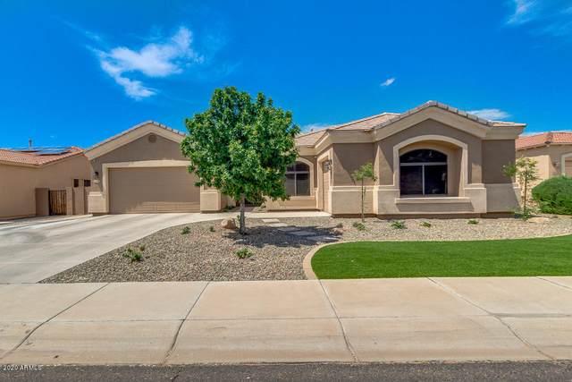 3114 E Bartlett Place, Chandler, AZ 85249 (MLS #6087116) :: Arizona 1 Real Estate Team