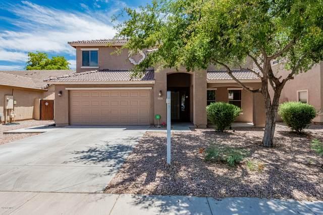 45539 W Long Way, Maricopa, AZ 85139 (MLS #6087129) :: ASAP Realty