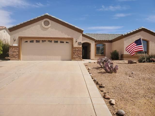 10099 W San Lazaro Drive, Arizona City, AZ 85123 (MLS #6087133) :: Brett Tanner Home Selling Team