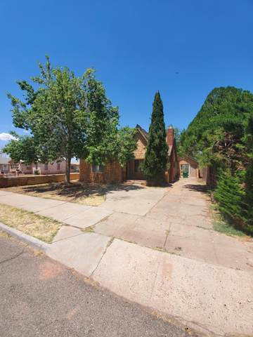 620 W Maple Street, Winslow, AZ 86047 (MLS #6087136) :: Yost Realty Group at RE/MAX Casa Grande