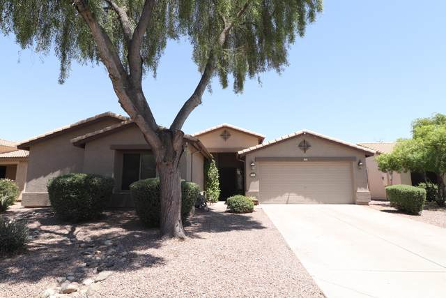 15828 W Sonora Street, Goodyear, AZ 85338 (MLS #6087148) :: Devor Real Estate Associates