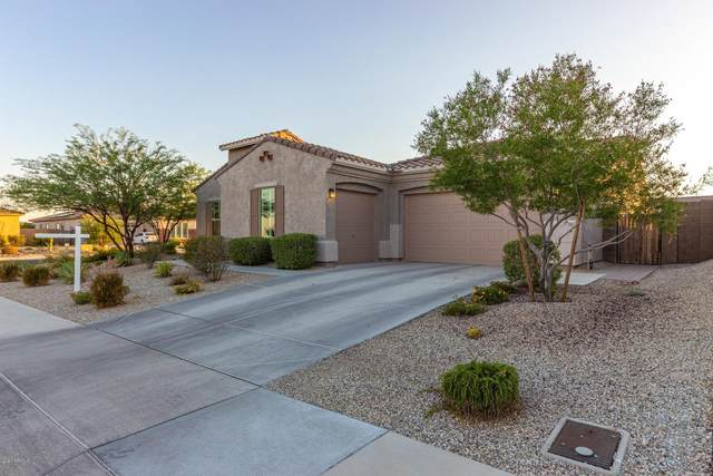 15430 S 183RD Lane, Goodyear, AZ 85338 (MLS #6087150) :: Openshaw Real Estate Group in partnership with The Jesse Herfel Real Estate Group