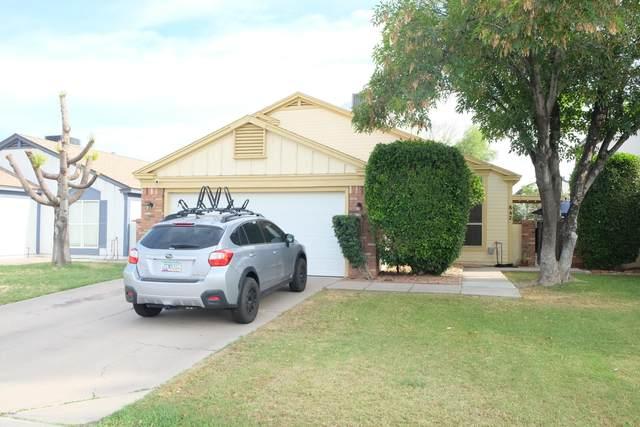 842 E Manor Drive, Chandler, AZ 85225 (MLS #6087151) :: Lucido Agency