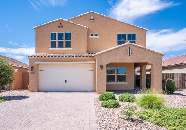 2625 E Bellerive Drive, Gilbert, AZ 85298 (MLS #6087157) :: Arizona 1 Real Estate Team