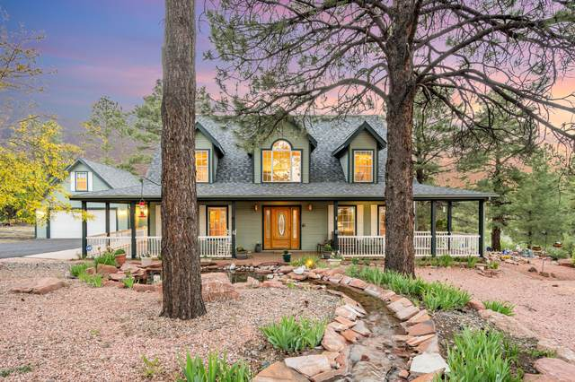 7600 N Pine Canyon Drive, Flagstaff, AZ 86004 (MLS #6087164) :: My Home Group
