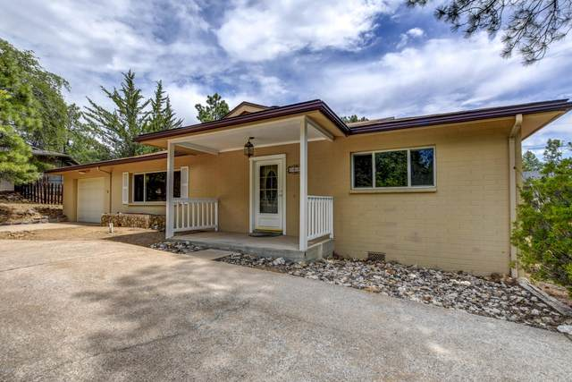 1810 Sherwood Drive, Prescott, AZ 86303 (MLS #6087205) :: Homehelper Consultants