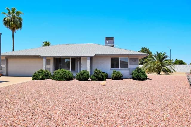 10922 W Manzanita Drive, Sun City, AZ 85373 (MLS #6087207) :: Revelation Real Estate