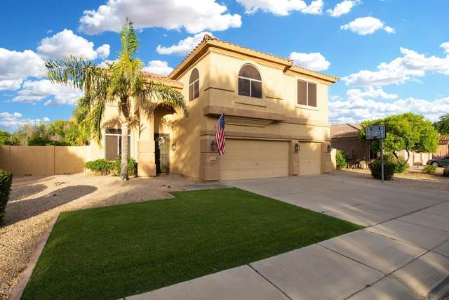 1381 S Central Drive, Chandler, AZ 85286 (MLS #6087223) :: Brett Tanner Home Selling Team