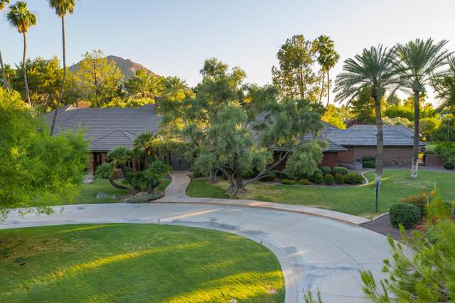 6600 N Invergordon Road, Paradise Valley, AZ 85253 (MLS #6087227) :: Revelation Real Estate