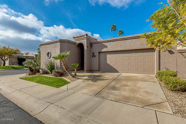 7608 N Via De La Luna, Scottsdale, AZ 85258 (MLS #6087230) :: Revelation Real Estate