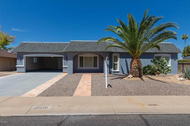 18818 N Palo Verde Drive, Sun City, AZ 85373 (MLS #6087235) :: Revelation Real Estate