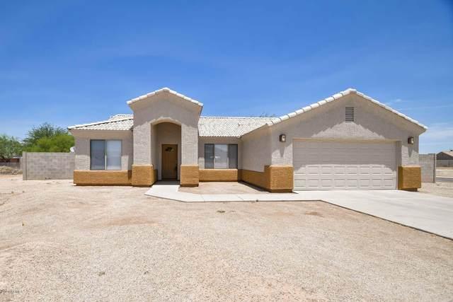 11010 W Malibu Circle, Arizona City, AZ 85123 (MLS #6087237) :: Brett Tanner Home Selling Team