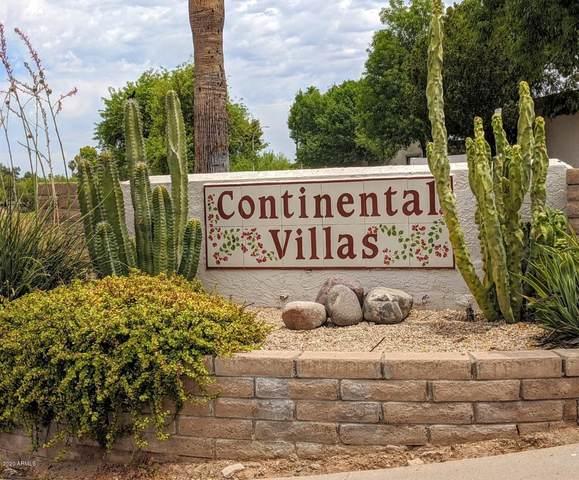 7732 E Harvard Street, Scottsdale, AZ 85257 (MLS #6087264) :: Conway Real Estate