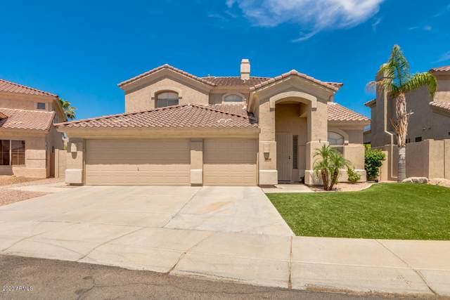 16840 S 14TH Lane, Phoenix, AZ 85045 (MLS #6087285) :: Openshaw Real Estate Group in partnership with The Jesse Herfel Real Estate Group