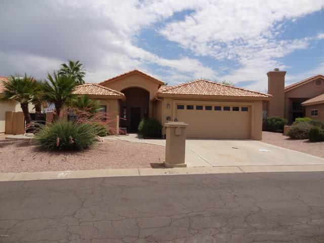 10413 E Deerhorn Court, Sun Lakes, AZ 85248 (MLS #6087286) :: Service First Realty