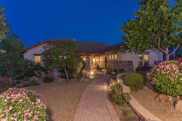 2487 Blueridge Circle, Prescott, AZ 86301 (MLS #6087305) :: Homehelper Consultants