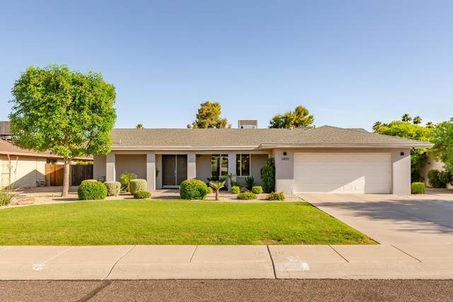 3409 E Desert Cove Avenue, Phoenix, AZ 85028 (MLS #6087310) :: The Laughton Team
