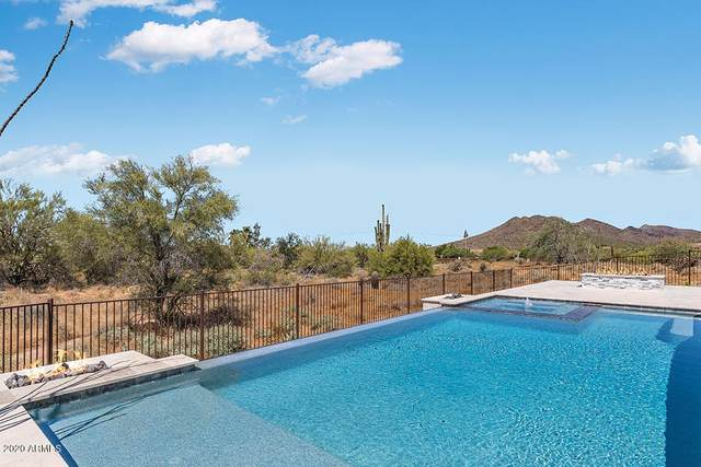 5221 E Rolling Creek Drive, Cave Creek, AZ 85331 (MLS #6087316) :: The Daniel Montez Real Estate Group