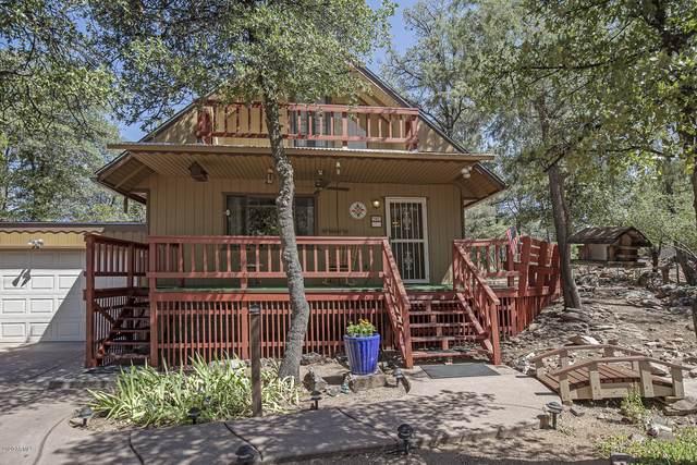 201 E Pinecone Circle, Payson, AZ 85541 (MLS #6087319) :: My Home Group