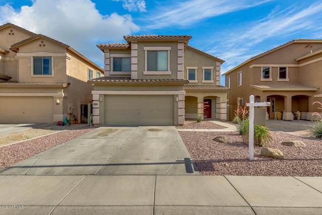 823 W Oak Tree Lane, San Tan Valley, AZ 85143 (MLS #6087332) :: My Home Group