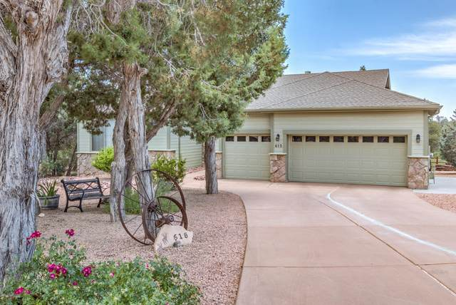 615 E Hunter Drive, Payson, AZ 85541 (MLS #6087360) :: My Home Group
