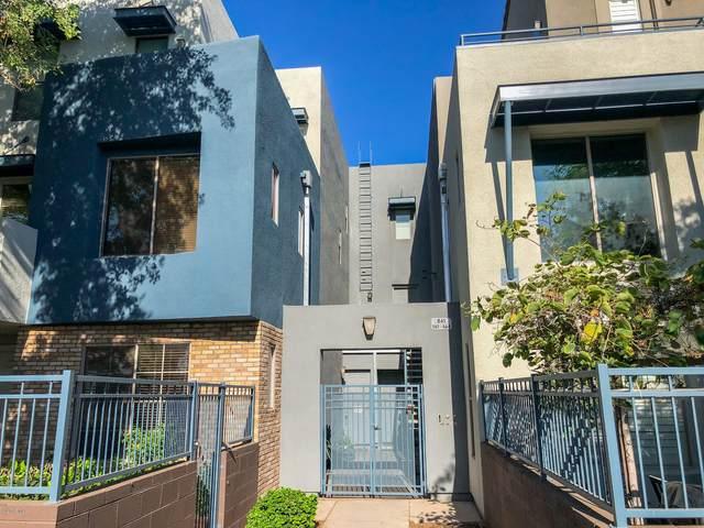 615 E Portland Street #163, Phoenix, AZ 85004 (MLS #6087365) :: Lux Home Group at  Keller Williams Realty Phoenix