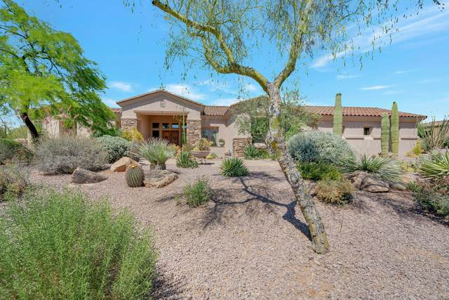 3205 S Ponderosa Drive, Gold Canyon, AZ 85118 (MLS #6087368) :: Revelation Real Estate