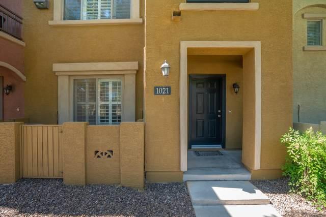 900 S 94TH Street #1021, Chandler, AZ 85224 (MLS #6087372) :: Revelation Real Estate