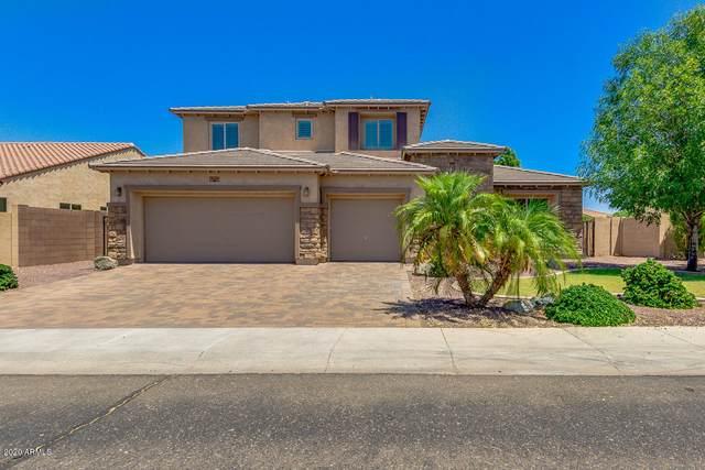 10100 W Sugar Sand Lane, Peoria, AZ 85383 (MLS #6087417) :: Dijkstra & Co.