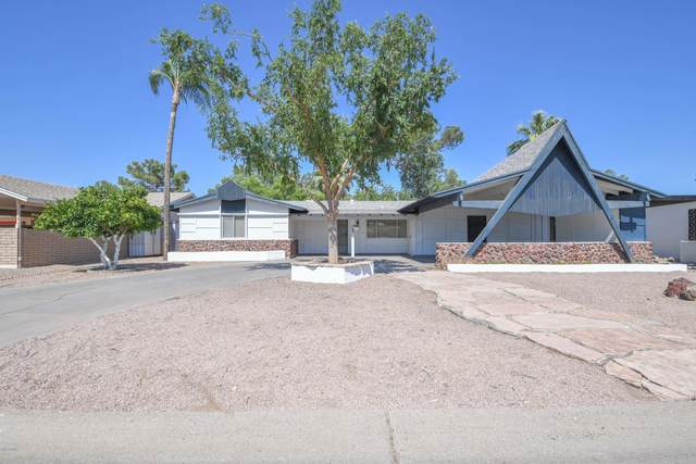 739 S Edgewater Drive, Mesa, AZ 85208 (MLS #6087421) :: Long Realty West Valley