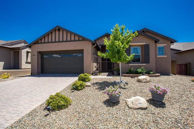 3269 Cliff Edge Drive, Prescott, AZ 86301 (MLS #6087424) :: Homehelper Consultants