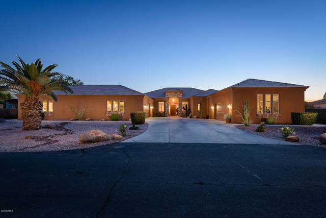 2606 S 216TH Lane, Buckeye, AZ 85326 (MLS #6087426) :: ASAP Realty