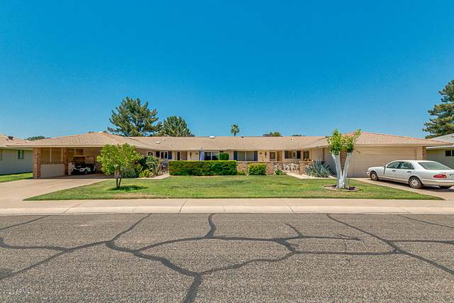 10744 W Caron Drive, Sun City, AZ 85351 (MLS #6087434) :: Revelation Real Estate