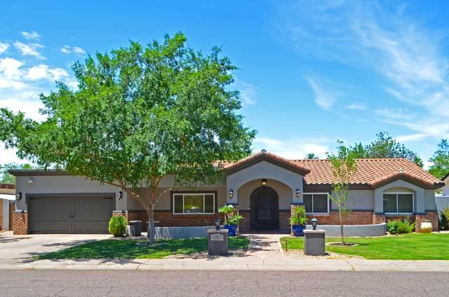 8734 N 9th Avenue, Phoenix, AZ 85021 (MLS #6087457) :: Nate Martinez Team