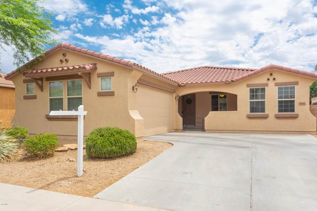 9175 W Mine Trail, Peoria, AZ 85383 (MLS #6087481) :: The Laughton Team