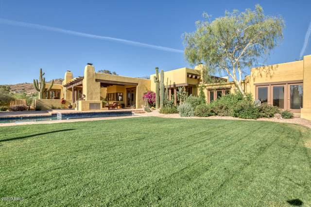 7529 N Invergordon Road, Paradise Valley, AZ 85253 (MLS #6087509) :: Revelation Real Estate