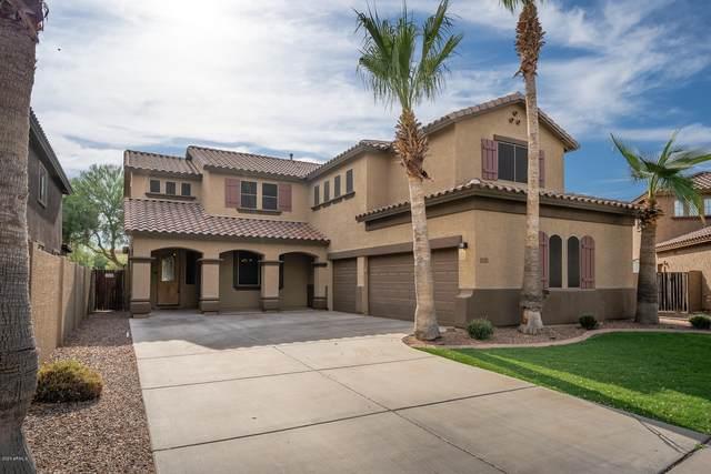 12132 N 146TH Avenue, Surprise, AZ 85379 (MLS #6087525) :: Revelation Real Estate