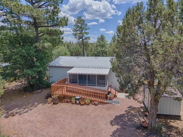 2311 W Rogers Loop, Show Low, AZ 85901 (MLS #6087532) :: Brett Tanner Home Selling Team