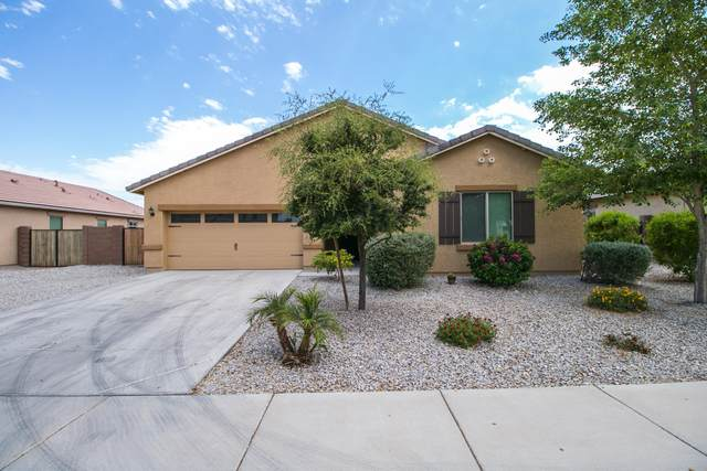 25427 W Park Avenue, Buckeye, AZ 85326 (MLS #6087556) :: ASAP Realty