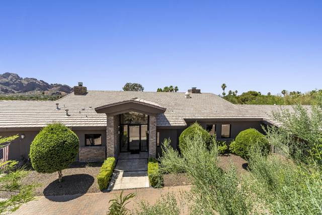 4315 E Highlands Drive, Paradise Valley, AZ 85253 (MLS #6087561) :: Revelation Real Estate