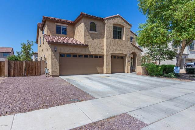 16800 W Durango Street, Goodyear, AZ 85338 (MLS #6087569) :: Devor Real Estate Associates