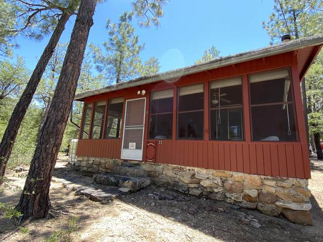33 S Summer Homes Drive, Crown King, AZ 86343 (MLS #6087579) :: Conway Real Estate