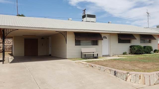 310 W Fairhaven Road, Kearny, AZ 85137 (MLS #6087589) :: The Laughton Team