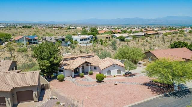 15534 E Thistle Drive, Fountain Hills, AZ 85268 (MLS #6087626) :: Revelation Real Estate