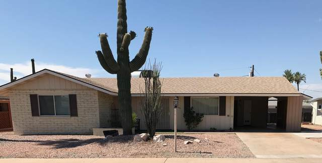 12462 N Cherry Hills Drive E, Sun City, AZ 85351 (MLS #6087650) :: Revelation Real Estate
