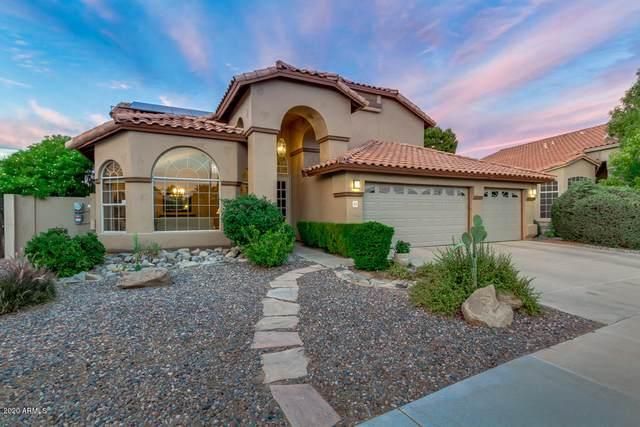 431 N Kenneth Place, Chandler, AZ 85226 (MLS #6087656) :: Brett Tanner Home Selling Team