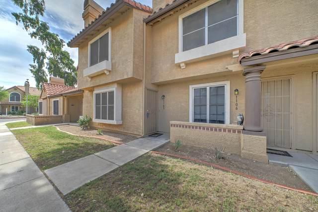 4601 N 102ND Avenue #1105, Phoenix, AZ 85037 (MLS #6087673) :: Revelation Real Estate