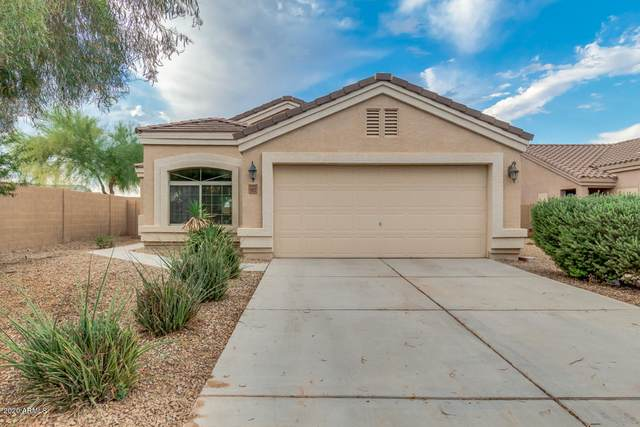 1872 E Calibera Court, Casa Grande, AZ 85122 (MLS #6087676) :: Openshaw Real Estate Group in partnership with The Jesse Herfel Real Estate Group