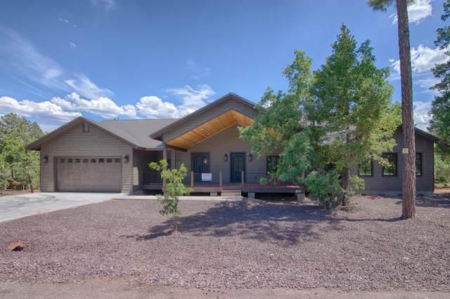 2153 Rim Road, Lakeside, AZ 85929 (MLS #6087681) :: Service First Realty